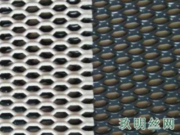 铝板金刚网